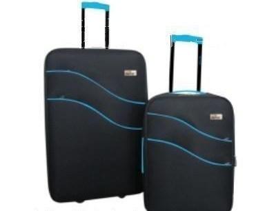 98043a0ba339 Набор чемоданов HILTON ET 1022 3 шт. Купить чемодан на колесиках в ...