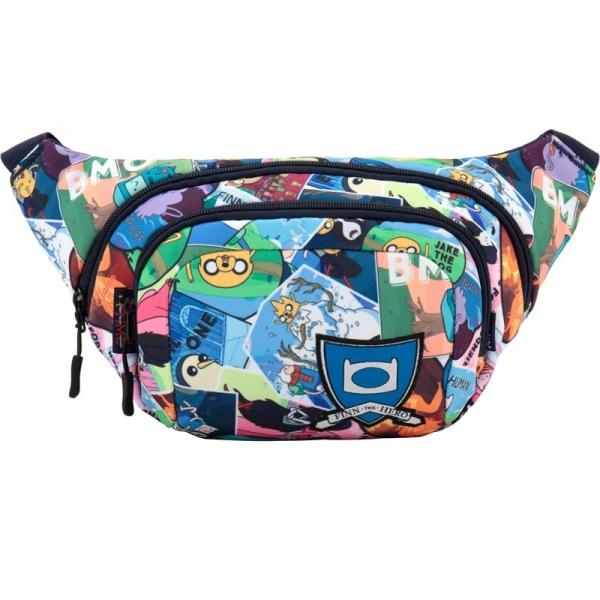 a31b07ace752 Сумка на пояс Kite 1007 Adventure Time-1, AT17-1007-1. Купить сумку ...