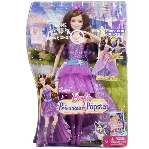 Из м ф barbie принцесса и поп звезда