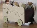 Ящик для игрушек Micuna Cats BA-1177