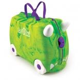 Детский дорожный чемоданчик  REX DINOSAUR TRUNKI (Динозавтрик  REX), TRU-R066