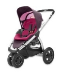Коляска MC Mura 3 Sweet Cerise (малиновая) Maxi-Cosi