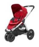 Коляска MC Mura 3 Intense Red (красная) Maxi-Cosi