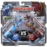 Набор для битвы на 2 игрока Monsuno LOCK и LONGFANG (Сombat 2-Packs) W3