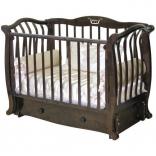 Детская кроватка С777 Юлиан Шоколад REDSTAR