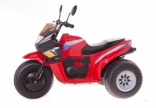 Электромотоцикл SPACE-12V Jet Runner, красный