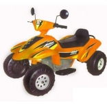 Квадроцикл BIG BEACH RACER Jet Runner, оранжевый