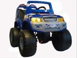 Джип OFF-ROADER 4X4  Jet Runner, синий