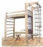 Кровать-чердак sportbaby