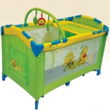 Манеж Babycare, M190 Little Bee with Winny