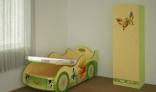 Кровать-машина Эдисан Винни Пух 420, в ассорт.