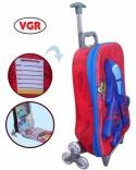 Детский чемодан на колесиках Самолеты, VGR TB-1203-R