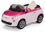 Электромобиль FIAT 500 Pink Peg-perego, IGED1162