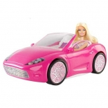 Гламурный кабриолет Барби Barbie