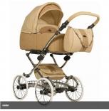 Классическая детская коляска Lumi Lum Knorr Baby, в ассорт
