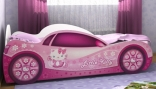 Кроватка-машина Эдисан Kitty 280
