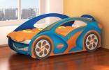 Кроватка-машинка Индиго 420 Эдисан