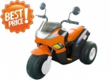 Электромотоцикл JetRunner Space Orange (CT-770)
