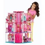 Домик мечты Barbie