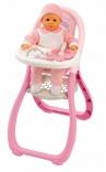 Стульчик для кормления куклы Smoby Hello Kitty