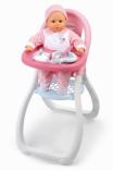 Стульчик для кормления Smoby Baby Nurse, 024019