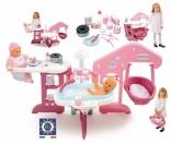 Крупный центр по уходу за куклой Smoby Baby Nurse, 024018