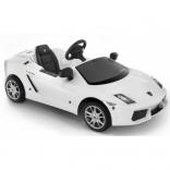 Электромобиль TOYS TOYS Lamborghini Gallardo White, 676430