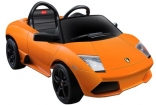 Электромобиль RASTAR Lamborghini Aventador LP 700-4 Orange