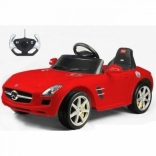Электромобиль RASTAR Mercedes Benz SLS AMG (81600 Red)