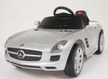Электромобиль RASTAR Mercedes Benz SLS AMG (81600 Silver)