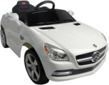 Электромобиль RASTAR Mercedes Benz SLK (81200 White)