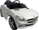 Электромобиль RASTAR Mercedes Benz SLK (81200 White)