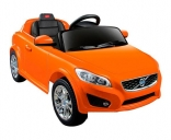 Электромобиль RASTAR Volvo C30 (81100 Orange)