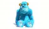 Интерактивная мягкая игрушка Мой добрый друг Салли Университет Монстров Disney