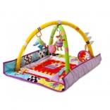 Развивающий коврик с дугами - КУКИ И ДРУЗЬЯ Taf Toys (90х90 см)