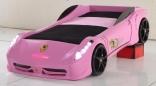 Кровать машина Ferrari F1 Pink (розовый), Titi Racer
