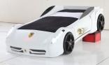 Кровать машина Ferrari F1 White (белая), Titi Racer