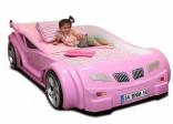 Кровать машина BMW Sport Coupe (розовая)