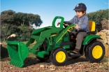 Экскаватор Peg-Perego JOHN DEER Ground Loader, OR 0068