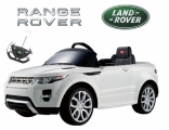 Электромобиль Land Rover Evoque Rastar, белый