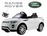 Электромобиль Land Rover Evoque Rastar, белый