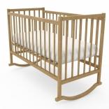 Кроватка Woodman Malik (дуга-качалка), в ассорт.