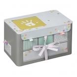 Ящик для памятных моментов малыша Treasure Box New Baby Art, 34120113