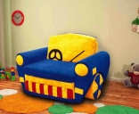 Детский диван Машинка 2 Украина