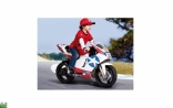 Электромотоцикл Peg Perego Ducati GP 24V