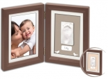 ������ ����� � ����� Baby Art Print Frame brown & taupe/beige