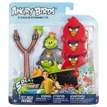 Набор ANGRY BIRDS Tech4Kids  РОГАТКА С ЛИПКИМИ ПТИЧКАМИ (3 птички)