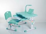 Комплект мебели Mealux BD-01 G, цвет зеленый с аксессуарами