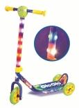 Скутер-самокат Hy-Pro Glo Glo со светом, синий