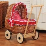 Этническая коляска для кукол Zekiwa, в ассорт.